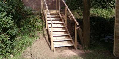 Eric Werisse - Escalier